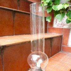 Antigüedades: ANTIGUO QUINQUÉ SUNFLOWER VACUUM OIL COMPANYÑ. ALEMANIA AÑOS 40. Lote 154720562