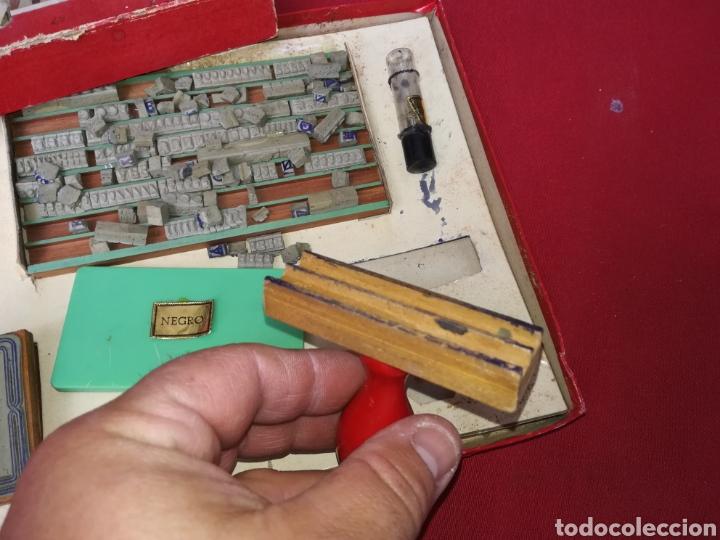Antigüedades: Antiguo cuño universal BENJAMÍN - Foto 2 - 154720601
