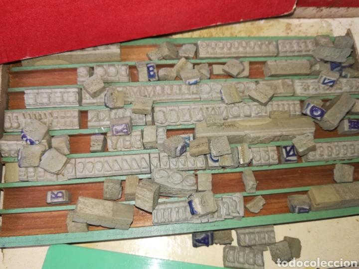 Antigüedades: Antiguo cuño universal BENJAMÍN - Foto 4 - 154720601