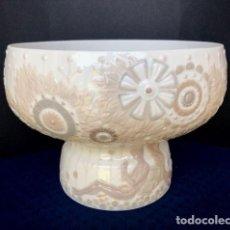 """Antigüedades: REF: 01001114A """"FRUTERO DECORADO PASTORAL"""" LLADRÓ. Lote 154742136"""