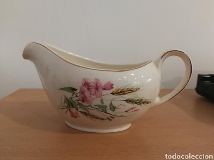 SALSERA DE PORCELANA (Antigüedades - Porcelanas y Cerámicas - Inglesa, Bristol y Otros)