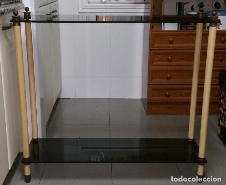 Antigüedades: Mueble recibidor Vintage - Foto 3 - 154851562
