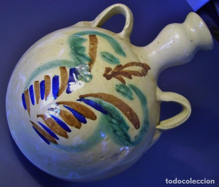 Antigüedades: GRAN CANTIMPLORA CERÁMICA DE LUCENA XX - Foto 7 - 154953390