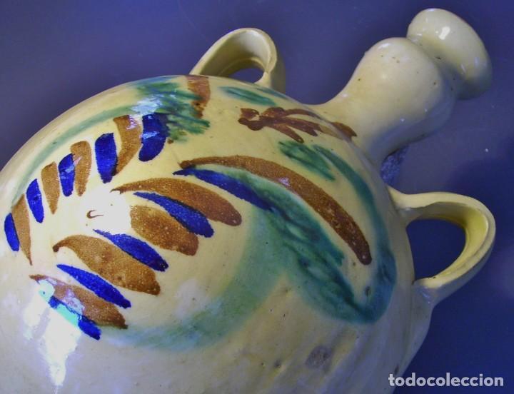 Antigüedades: GRAN CANTIMPLORA CERÁMICA DE LUCENA XX - Foto 13 - 154953390