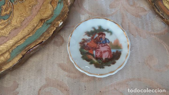 Antiquitäten: Gran Lote de Platos decorativos, varias marcas, materiales y años - Foto 18 - 154988622