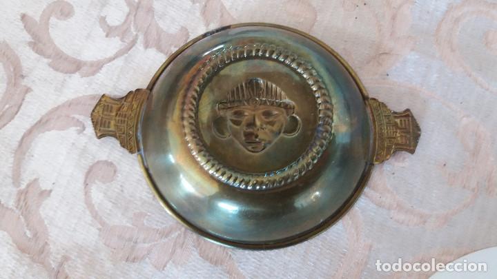 Antiquitäten: Gran Lote de Platos decorativos, varias marcas, materiales y años - Foto 25 - 154988622
