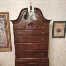 Antigüedades: MUEBLE BARGUEÑO. Lote 155002120