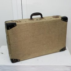 Antigüedades: MALETA ANTIGUA. Lote 155012114