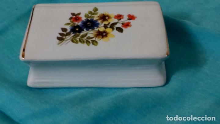 Antigüedades: Palillero en porcelana blanca - Foto 5 - 155028930