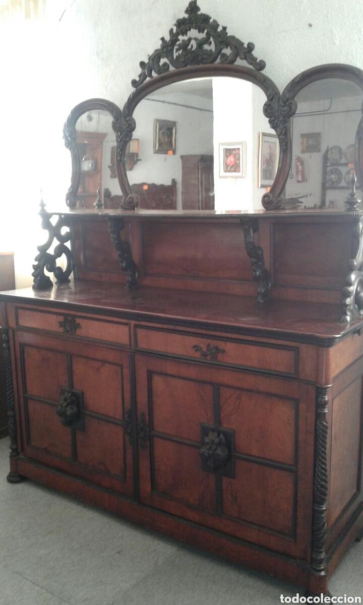Antigüedades: Mueble Aparador Holandes - Foto 3 - 155078313