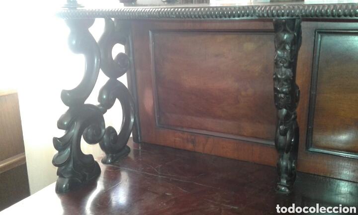 Antigüedades: Mueble Aparador Holandes - Foto 4 - 155078313
