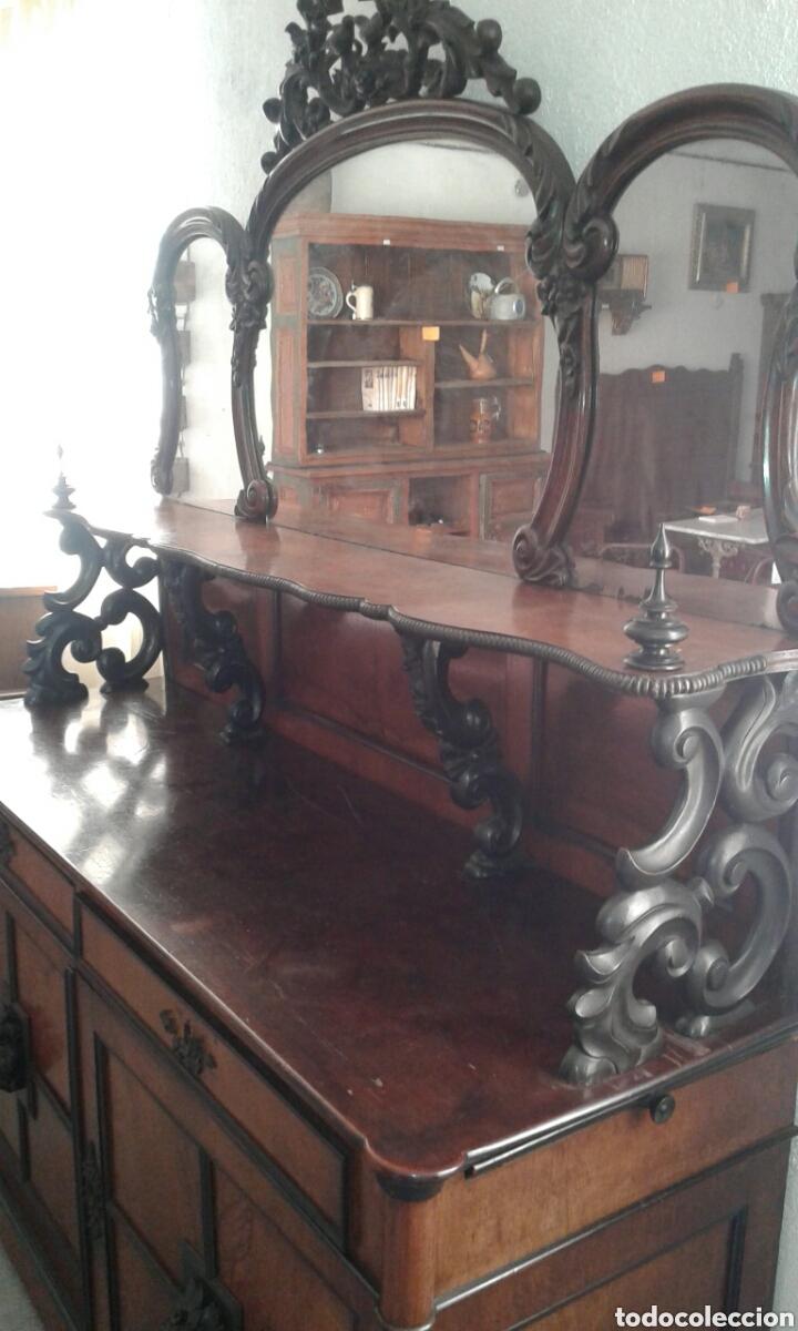 Antigüedades: Mueble Aparador Holandes - Foto 7 - 155078313