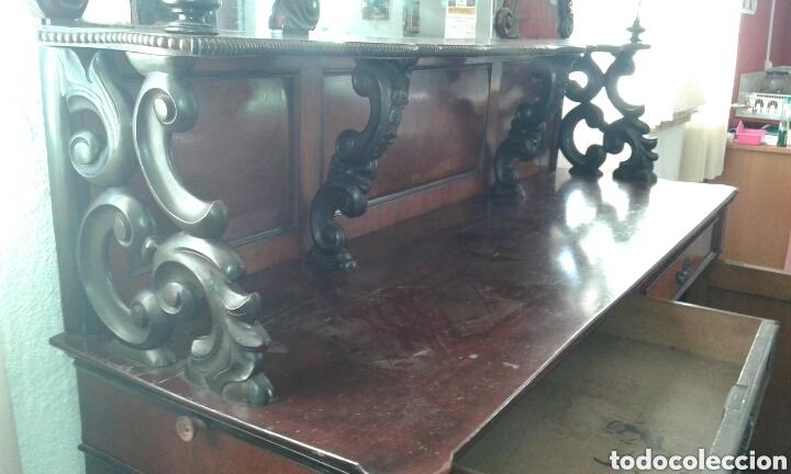 Antigüedades: Mueble Aparador Holandes - Foto 8 - 155078313