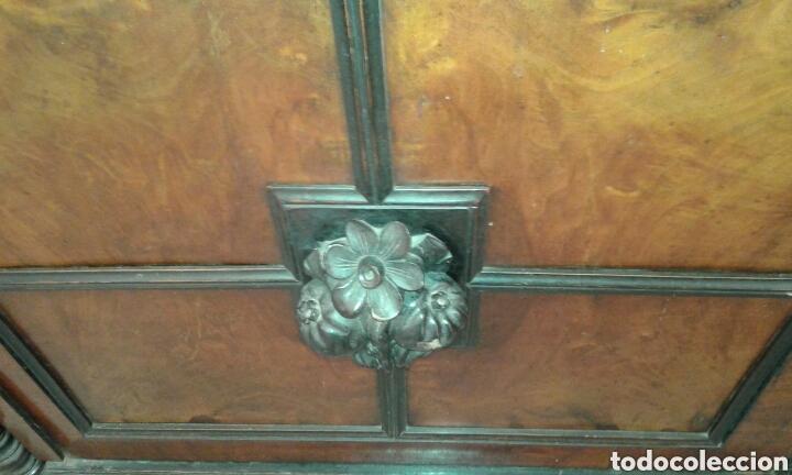 Antigüedades: Mueble Aparador Holandes - Foto 12 - 155078313