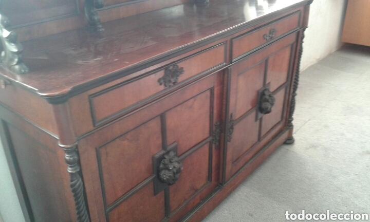 Antigüedades: Mueble Aparador Holandes - Foto 11 - 155078313