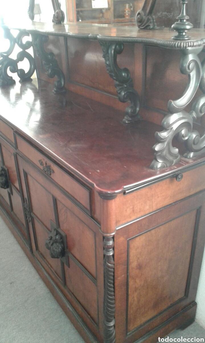 Antigüedades: Mueble Aparador Holandes - Foto 2 - 155078313