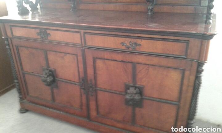 Antigüedades: Mueble Aparador Holandes - Foto 13 - 155078313