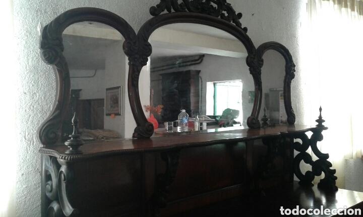 Antigüedades: Mueble Aparador Holandes - Foto 14 - 155078313