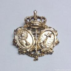Antigüedades: SEMANA SANTA SEVILLA MEDALLA DE LA HERMANDAD DE LA SAGRADA LANZADA SEVILLA. Lote 155135774
