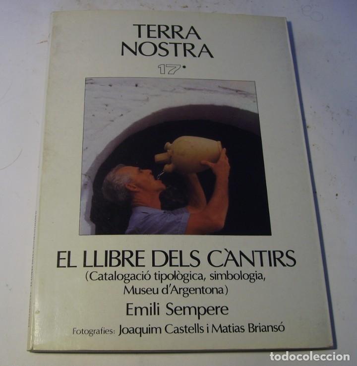 Antigüedades: BOTIJO DE TERRISSA CATALANA DE OLOT XIX-XX - Foto 28 - 155128810