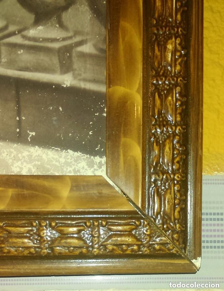Antigüedades: Antiguo y original marco. - Foto 4 - 155210670