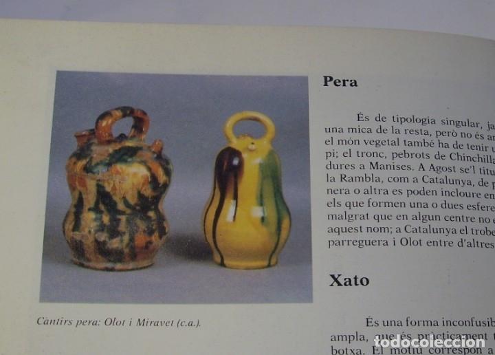 Antigüedades: BOTIJO DE TERRISSA CATALANA DE OLOT XIX-XX - Foto 29 - 155128810