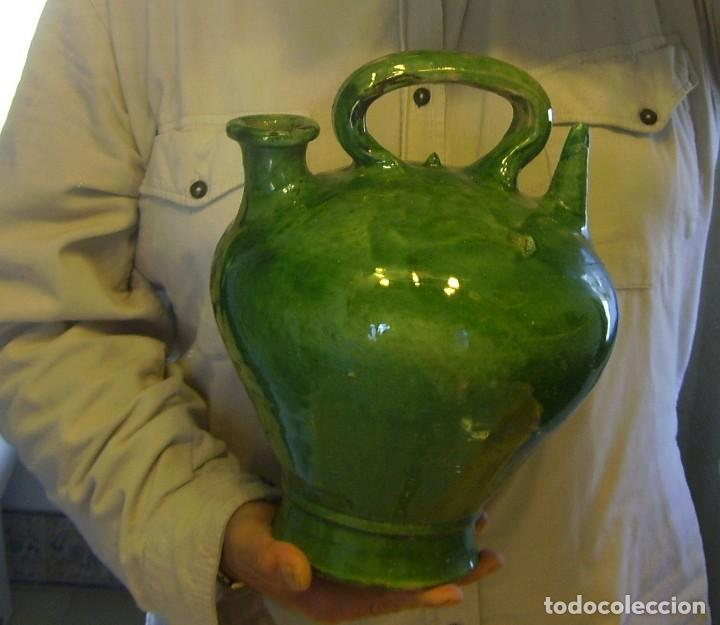 Antigüedades: GRAN BOTIJO DE TERRISSA CATALANA XIX-XX - Foto 21 - 155252698