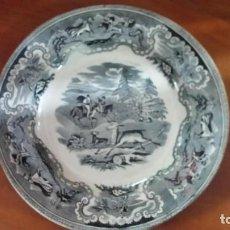 Antigüedades: ANTIGUO PLATO DE CARTAGENA. Lote 155315630