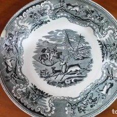 Antigüedades: ANTIGUO PLATO DE CARTAGENA. Lote 155316150