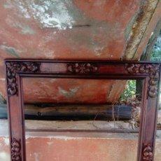 Antigüedades: MARCO DE MADERA. Lote 155340661