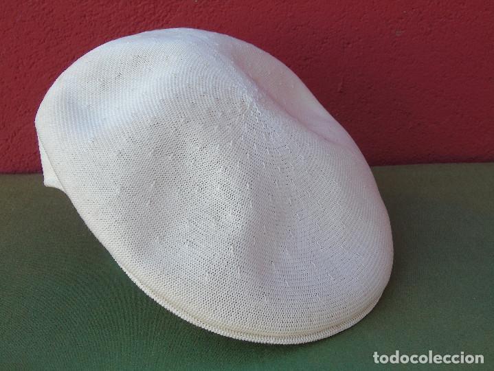 ANTIGUA GORRA, VISERA DE VERANO DE HOMBRE. (Antigüedades - Moda - Sombreros Antiguos)