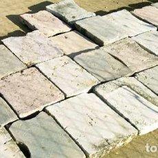 Antigüedades: PIEDRA ANTIGUA DE JASPE. LOSAS DE PIEDRA.. Lote 155363270