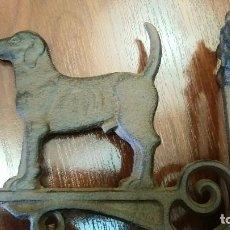 Antigüedades: CAMPANA HIERRO COLADO. Lote 155376158