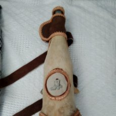 Antigüedades: BOTELLA DEL CAZADOR !. Lote 155379770