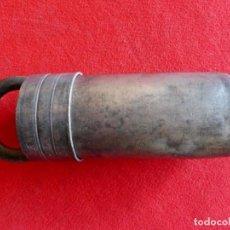 Antigüedades: HELADERA DE ESTAÑO SIGLO XIX (SORBETIERE). Lote 155391990