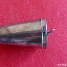 Antigüedades: PEQUEÑA HELADERA DE ESTAÑO SIGLO XIX. Lote 155392214