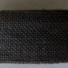 Antigüedades: ANTIGUO GALÓN - CINTA DE LINO S.XIX. Lote 155392566