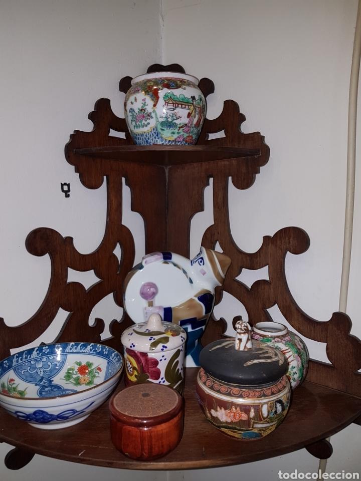 RINCONERA MALLORQUINA (Antigüedades - Muebles Antiguos - Repisas Antiguas)