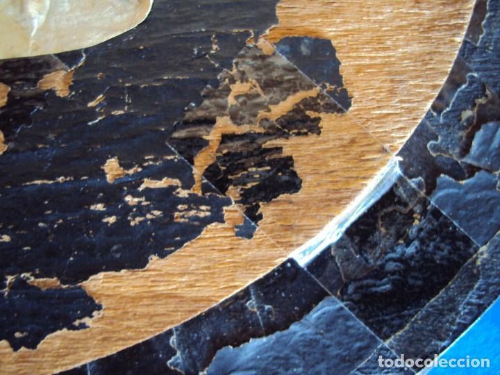 Antigüedades: (ANT-190347)RELICARIO GRANDES DIMENSIONES S.LUIS GONZAGA - MADERA Y CRISTAL OVALADO - Foto 10 - 155467994