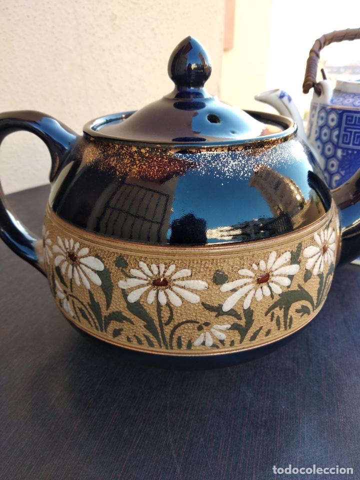 Antigüedades: Lote de teteras chinas - Foto 2 - 155470104