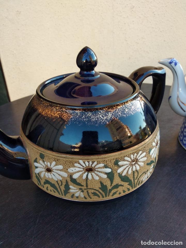Antigüedades: Lote de teteras chinas - Foto 3 - 155470104
