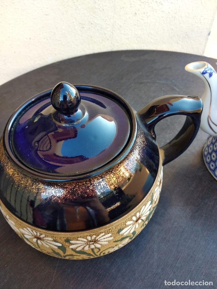 Antigüedades: Lote de teteras chinas - Foto 5 - 155470104