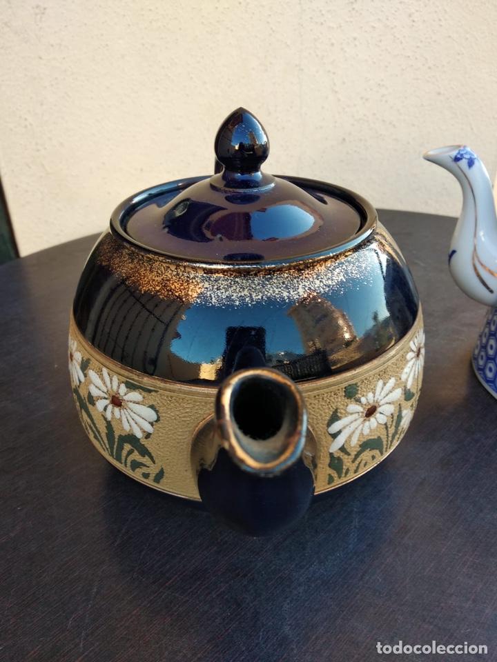 Antigüedades: Lote de teteras chinas - Foto 7 - 155470104