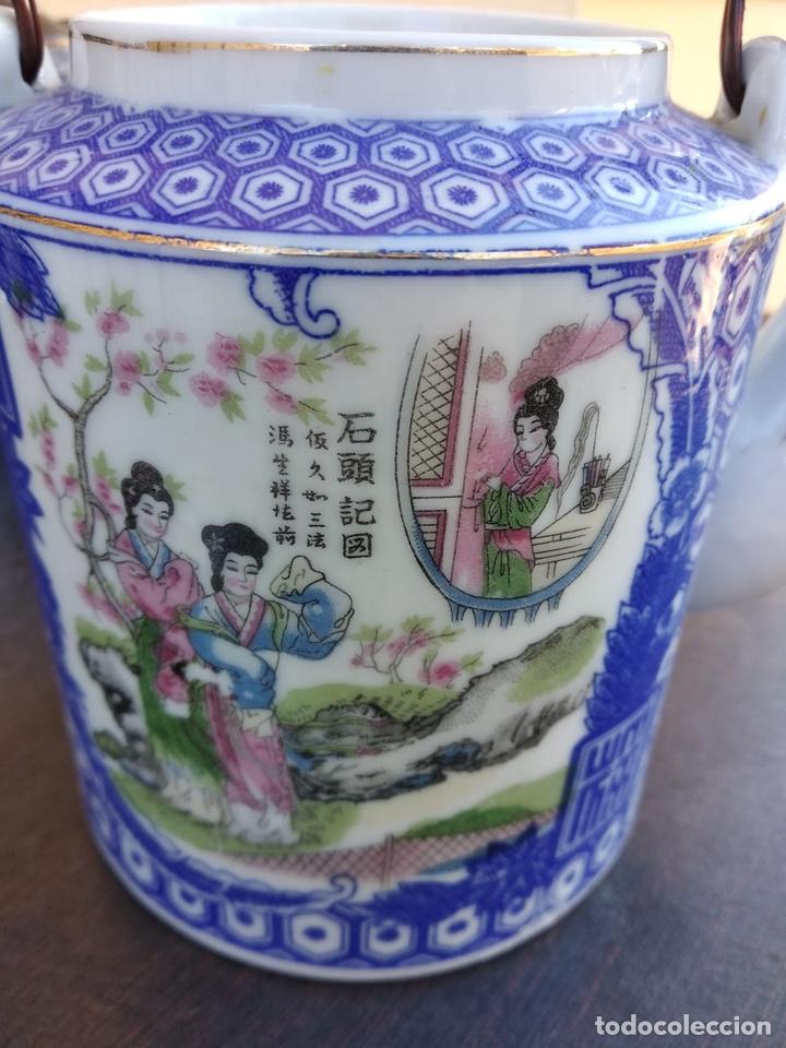 Antigüedades: Lote de teteras chinas - Foto 16 - 155470104