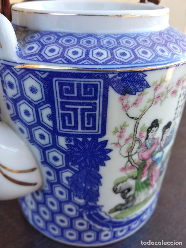 Antigüedades: Lote de teteras chinas - Foto 17 - 155470104