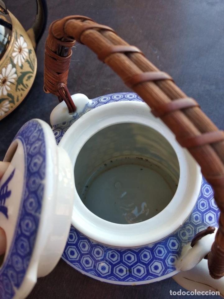 Antigüedades: Lote de teteras chinas - Foto 18 - 155470104