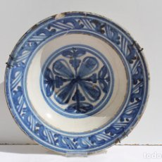 Antigüedades: PLATO ARAGONES DEL SIGLO XVIII. Lote 155496550