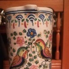 Antigüedades: ANTIGUA JARRA DE CERÁMICA DE PUENTE DEL ARZOBISPO. Lote 155526490
