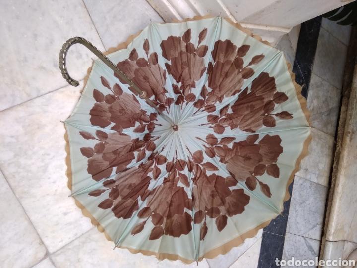 Antigüedades: Sombrilla siglo XIX - Foto 3 - 155598380