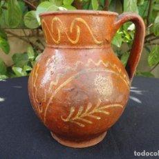 Antigüedades: ALFARERÍA CASTELLANA: PUCHERO DE ALBA DE TORMES. Lote 155609058